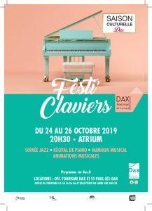 Festi'Claviers - octobre 2019